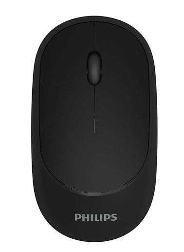 Philips Philips SPK7314 2.4Ghz Siyah 1600dpi Kablosuz Mouse Renkli